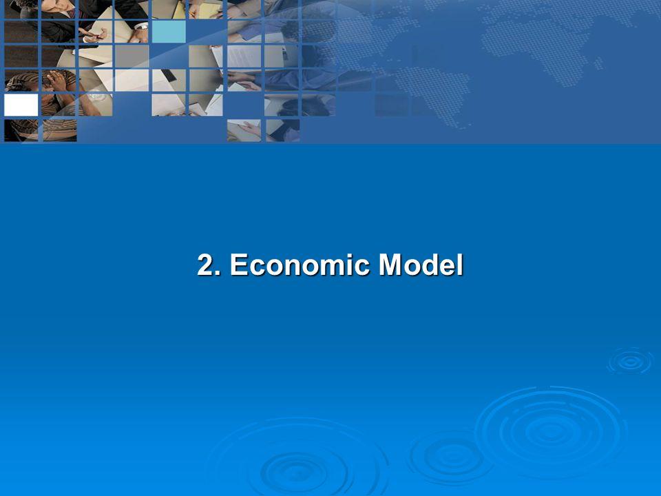 2. Economic Model
