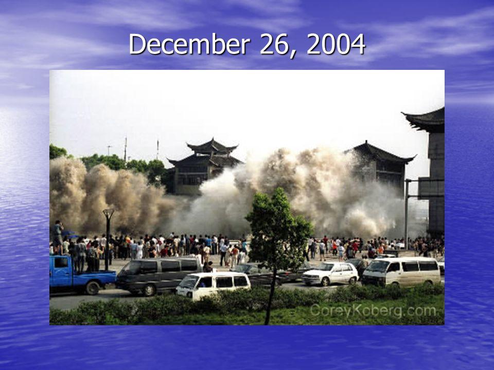 December 26, 2004