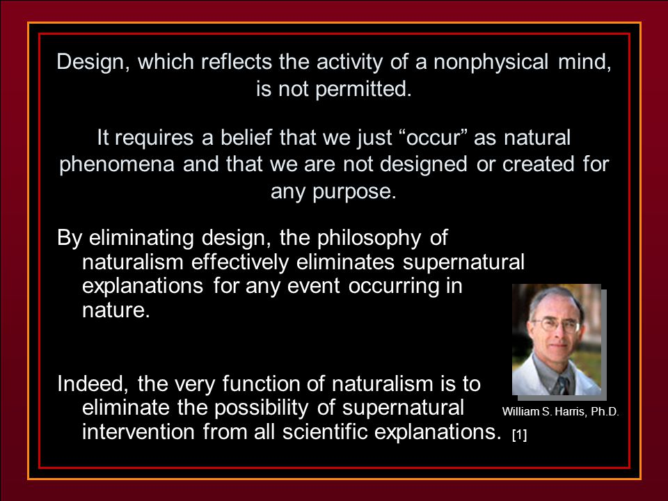 In their insightful paper Intelligent Design: The Scientific Alternative to Evolution, William S.