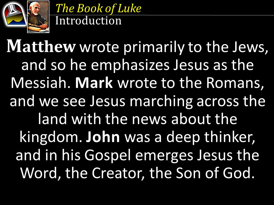 1.The Witness of John Call His Name John T he birth stories of John and Jesus have parallels.