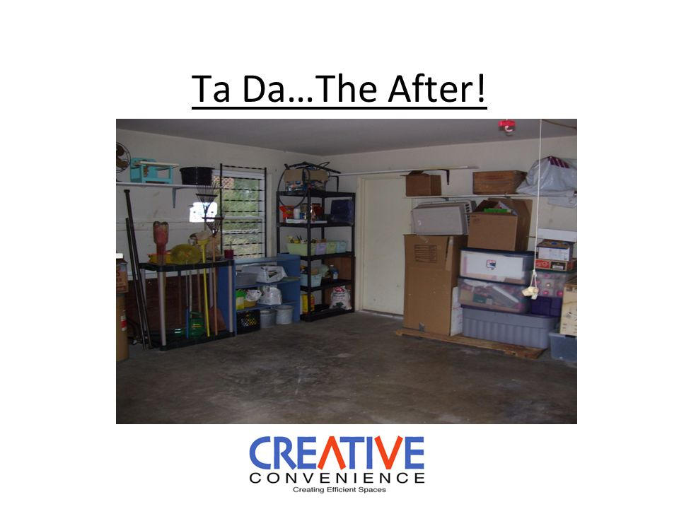 Ta Da…The After!