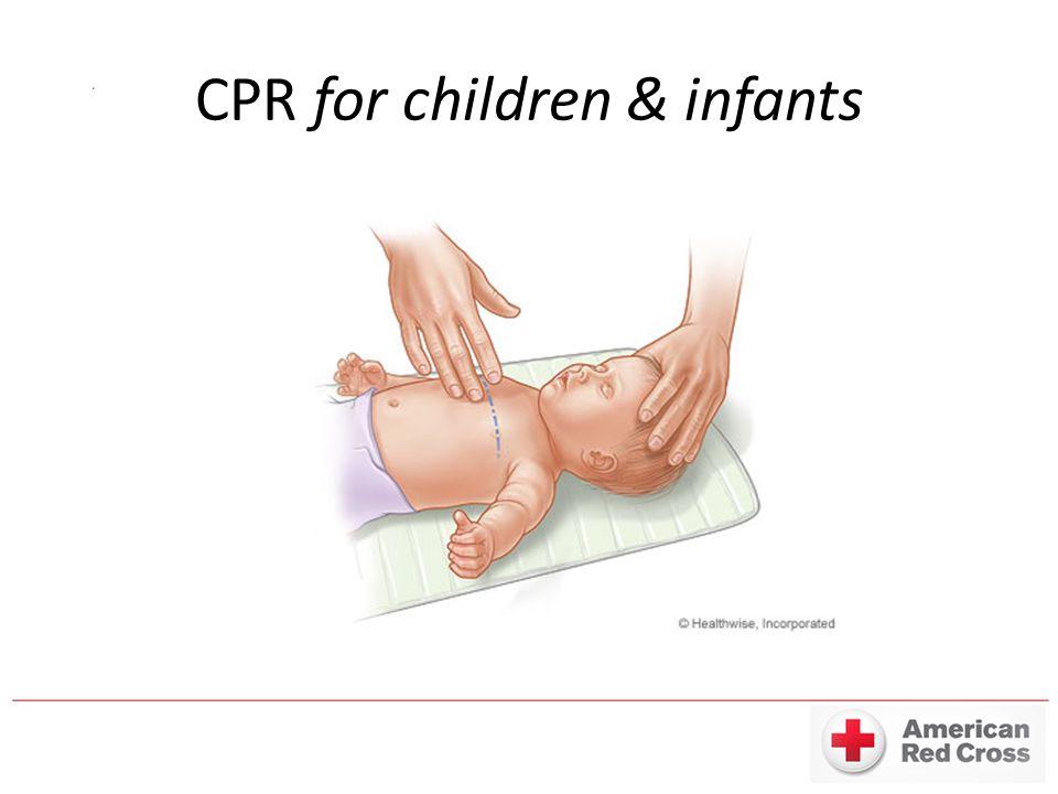 CPR for children & infants