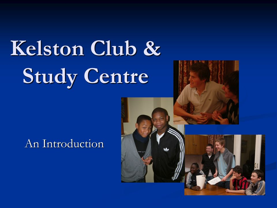 In South London since 1964 Volunteers run worthwhile activities for schoolboys and young adults, with an emphasis on study and character development