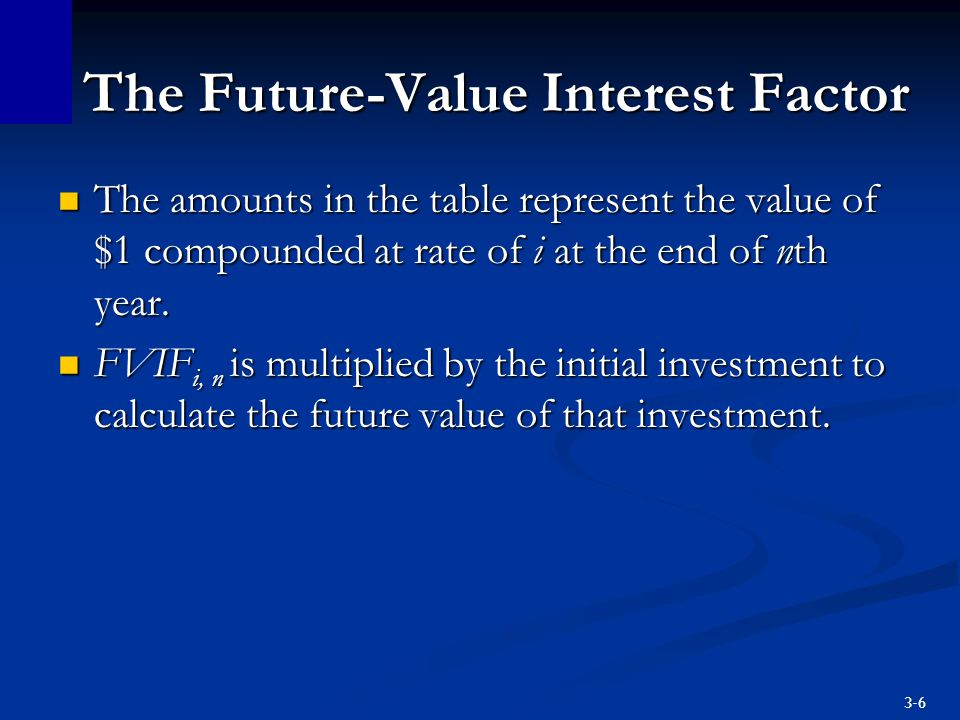 3-17 Present Value Example: You have been promised $500,000 payable 40 years from now.