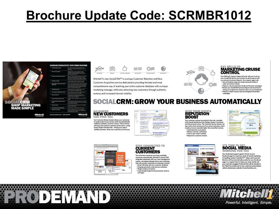 64 Brochure Update Code: SCRMBR1012