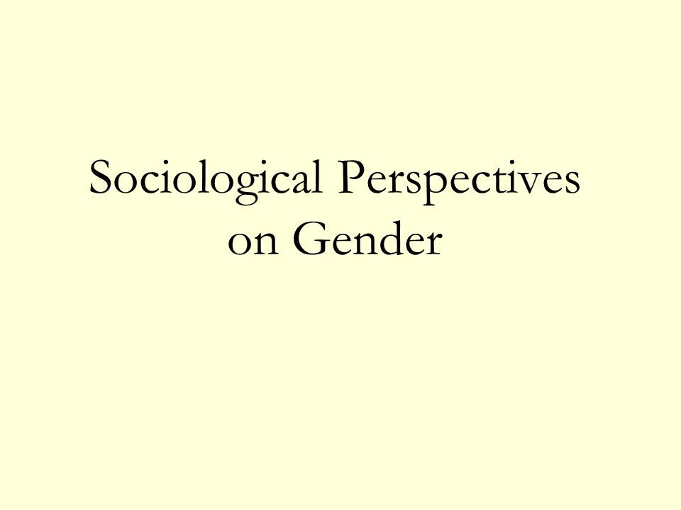 Gender-Role Socialization in the United States: Homophobia is a key element of rigid gender-role socialization since many associate male homosexuality with femininity and lesbianism with masculinity.