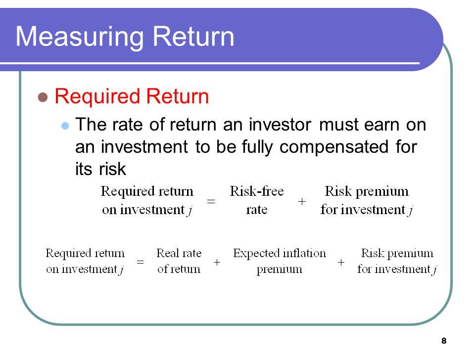 19 Internal Rate of Return (IRR): Using an Excel Spreadsheet