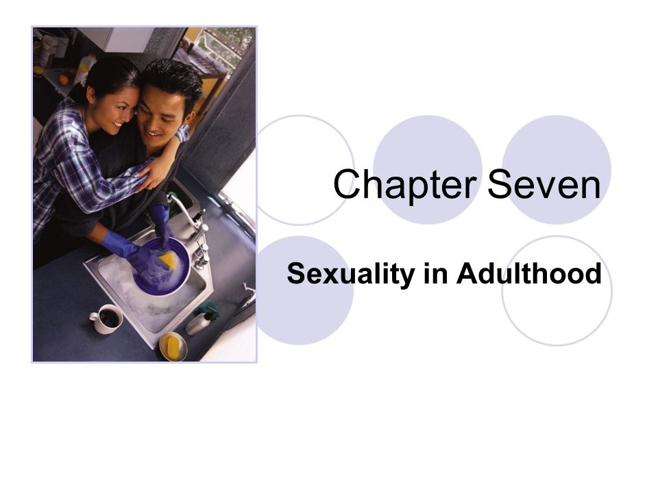 Chapter Seven Sexuality in Adulthood
