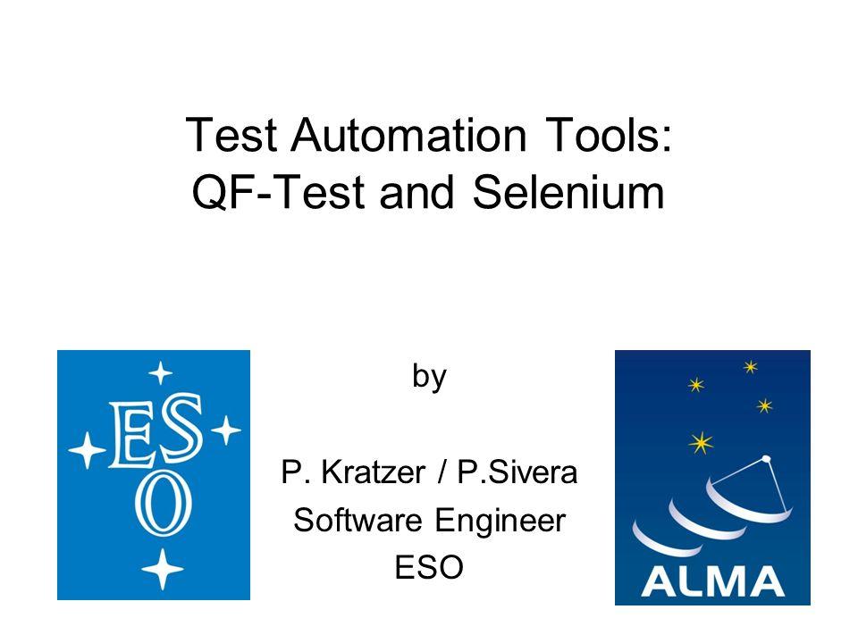 Test Results (Run-Log)