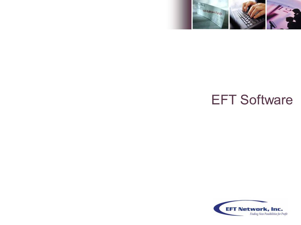 EFT Software