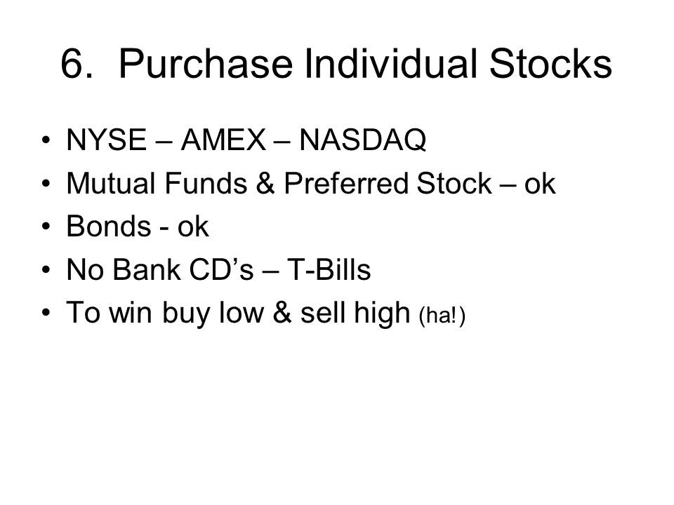27.How to Find Good Stocks Screening For Stocks 1.