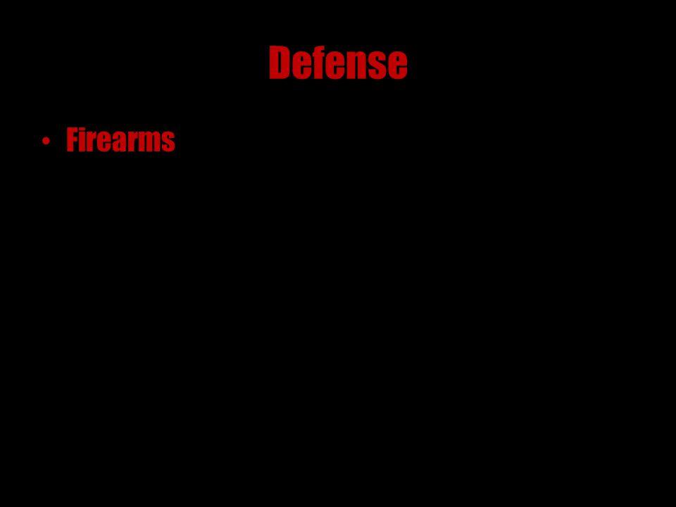 Defense Firearms
