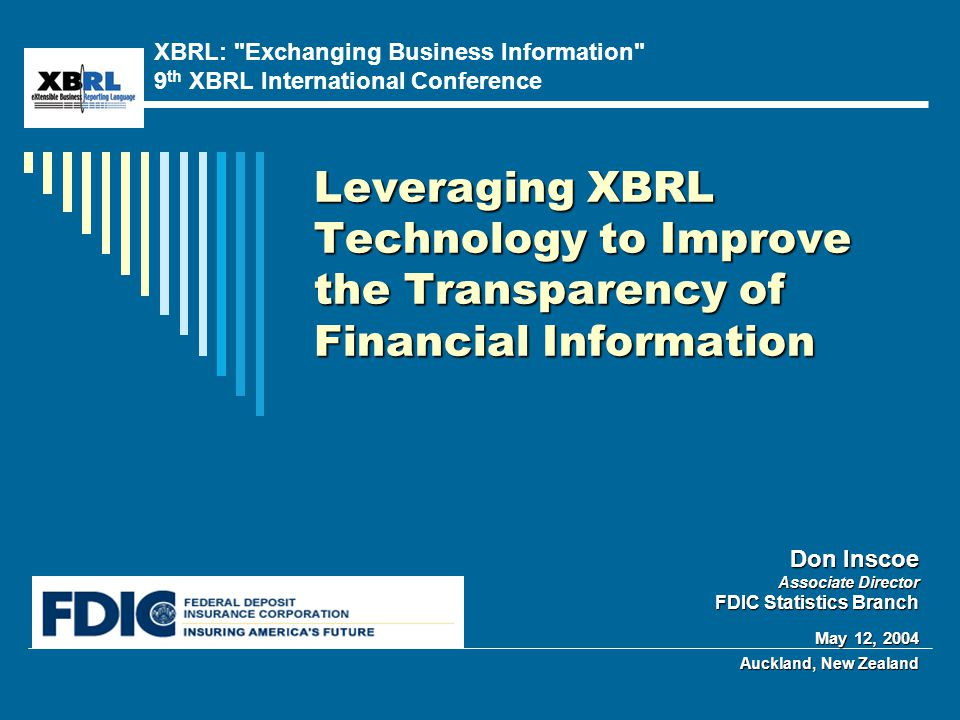 # 2 Topics  Background for XBRL-enabled change  Evidence that demand for information increases as it becomes more timely  Measuring the time value of information  Easier access to information boosts demand