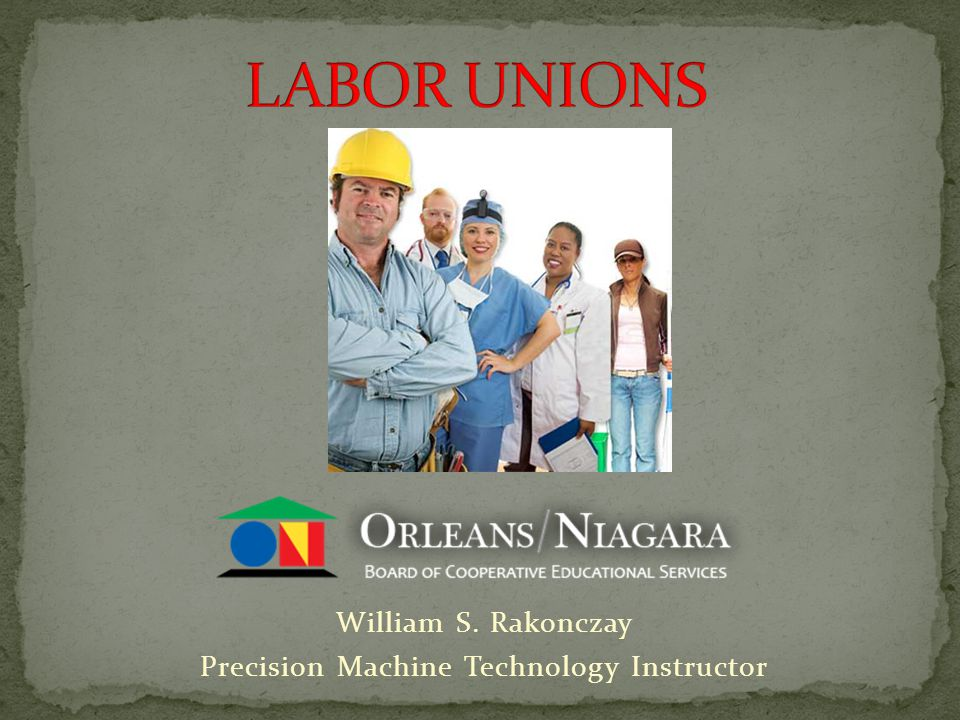 Long ago we stated the reason for labor organizations.