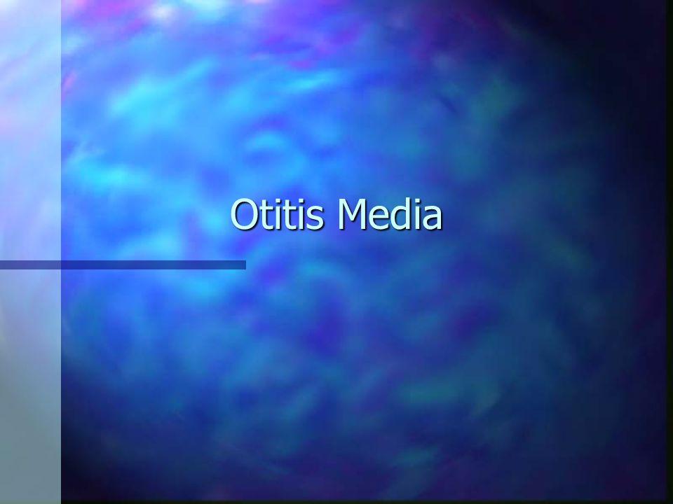 Otitis Media