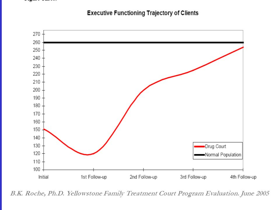 37 B.K. Roche, Ph.D. Yellowstone Family Treatment Court Program Evaluation. June 2005