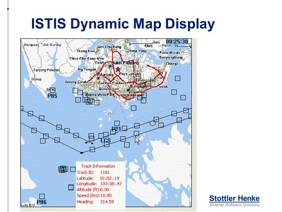ISTIS Dynamic Map Display