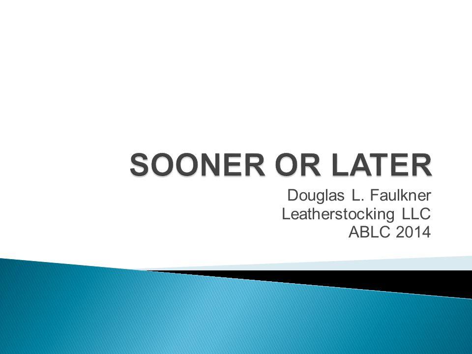 Douglas L. Faulkner Leatherstocking LLC ABLC 2014