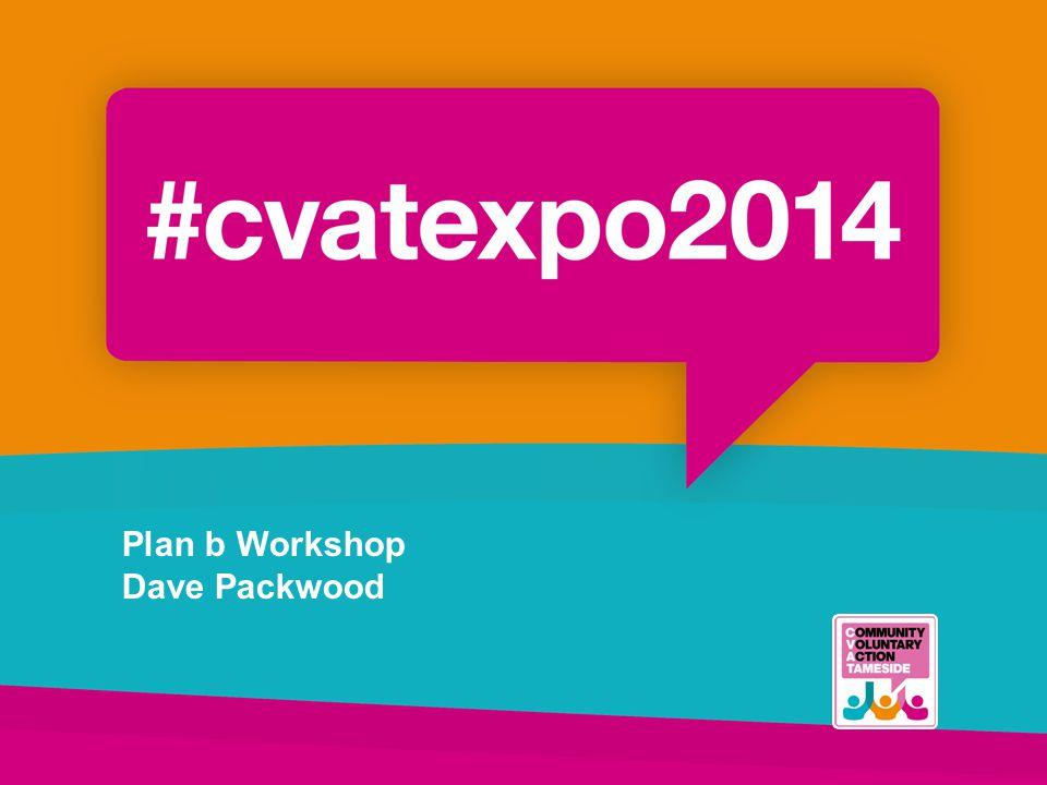 Plan b Workshop Dave Packwood