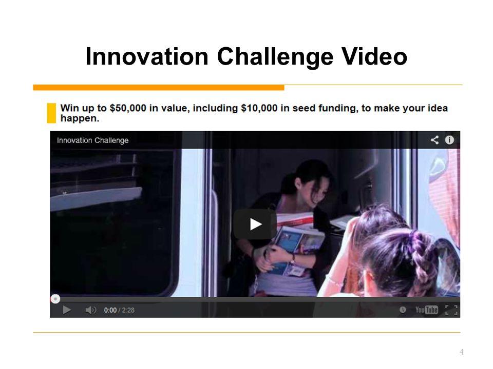 Innovation Challenge Video 4