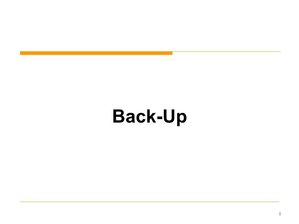 Back-Up 8