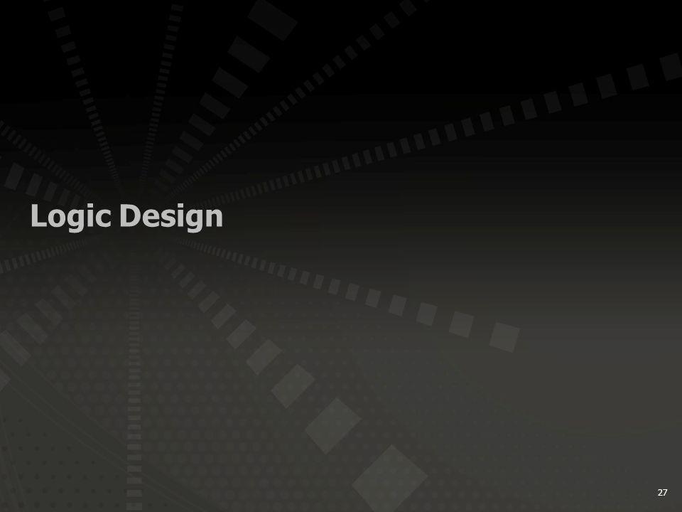 27 Logic Design