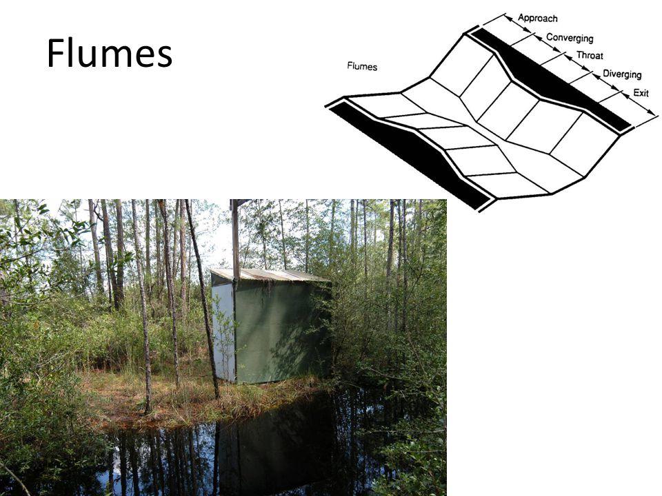 Flumes