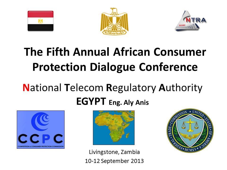 National Telecom Regulatory Authority EGYPT Eng.