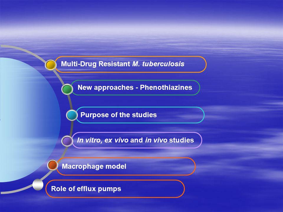 Multi-Drug Resistant M.