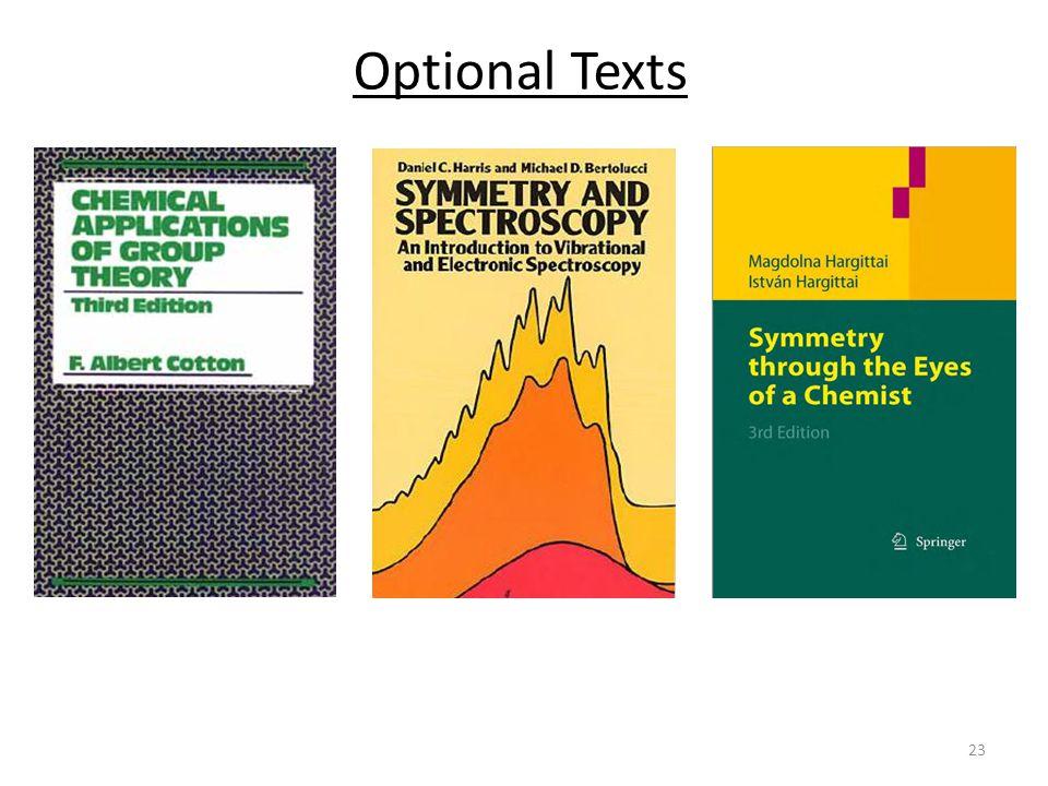 Optional Texts 23