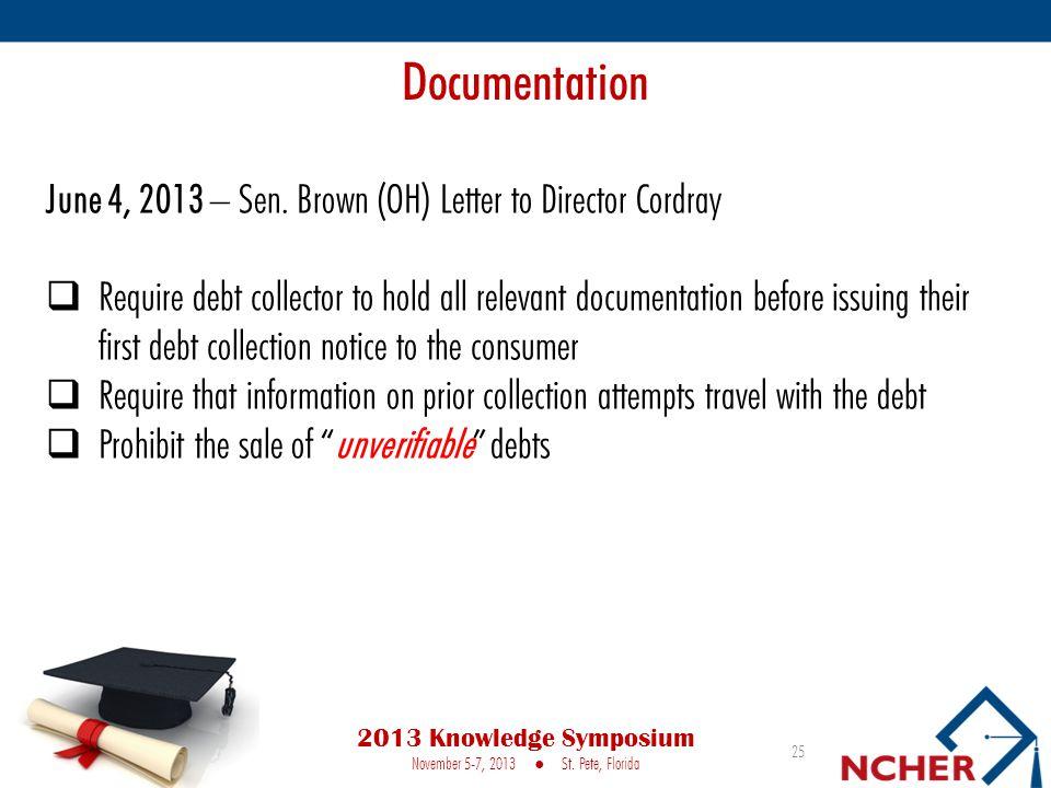 Documentation June 4, 2013 – Sen.