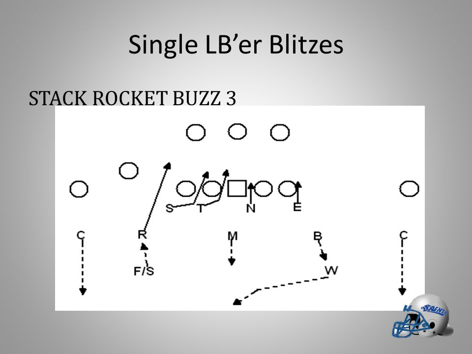 Single LB'er Blitzes STACK ROCKET BUZZ 3