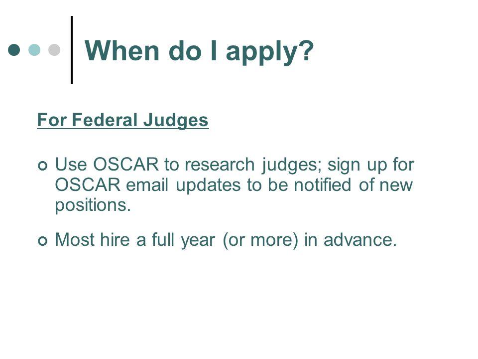 When do I apply.
