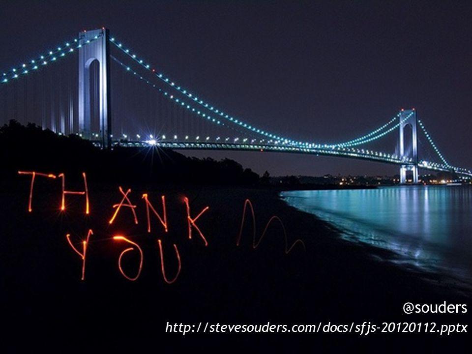 @souders http://stevesouders.com/docs/sfjs-20120112.pptx