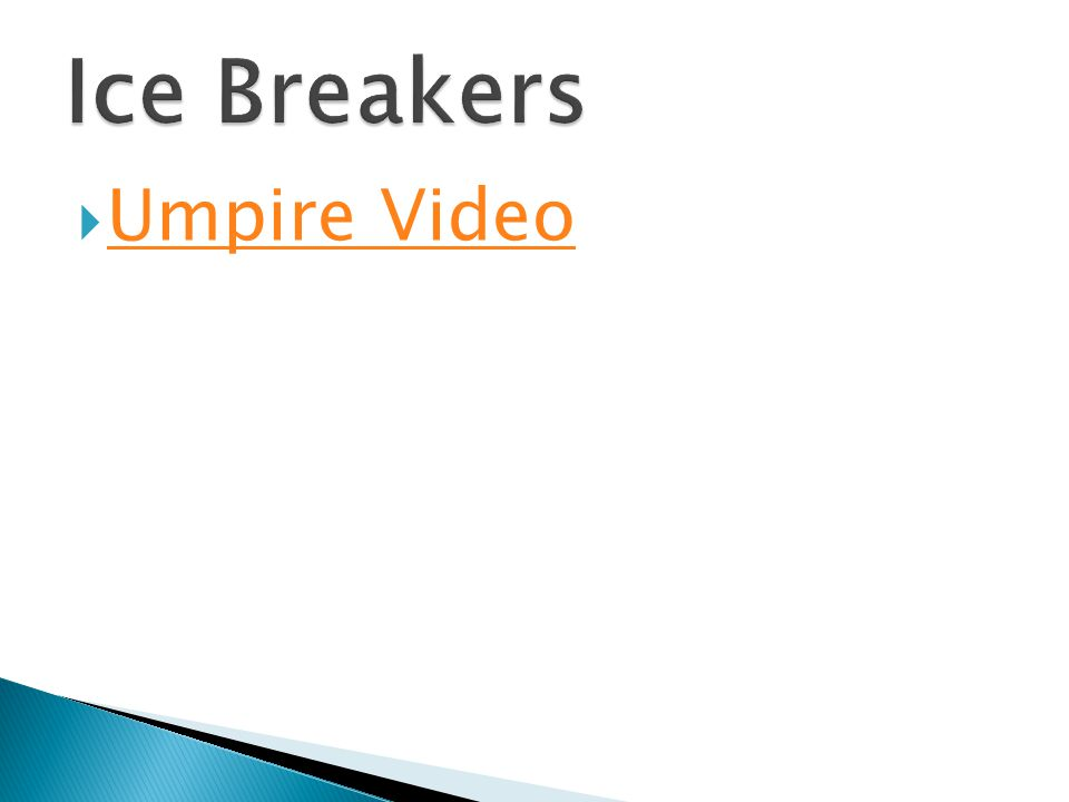  Payments  Umpire Preparation  Arbiter Sports  Scheduling  Tournaments  Handling Situation on Field  Game Reports  Rules  Questions