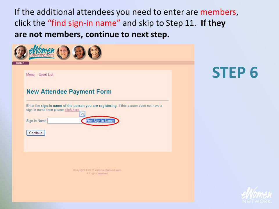 For total numbers of paid members, non-members, guests and tables, reference the Membership Status column of your accounting report.