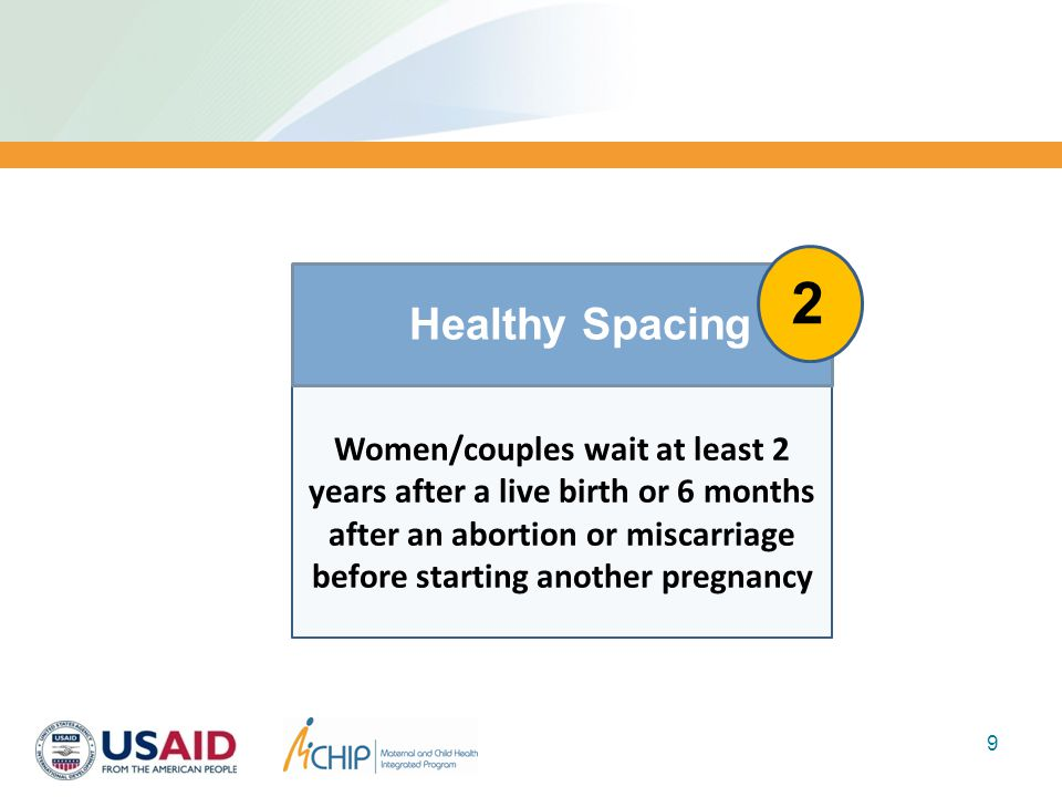 10 Women breastfeed immediately after delivery and exclusively for 6 months Immediate & Exclusive Breastfeeding 3