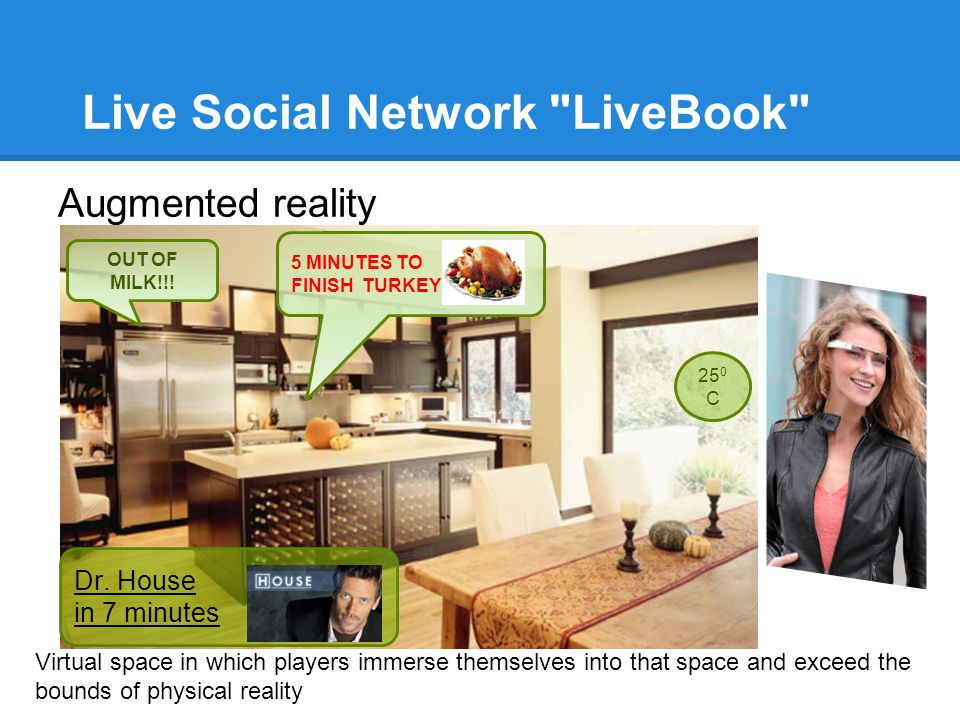 Live Social Network