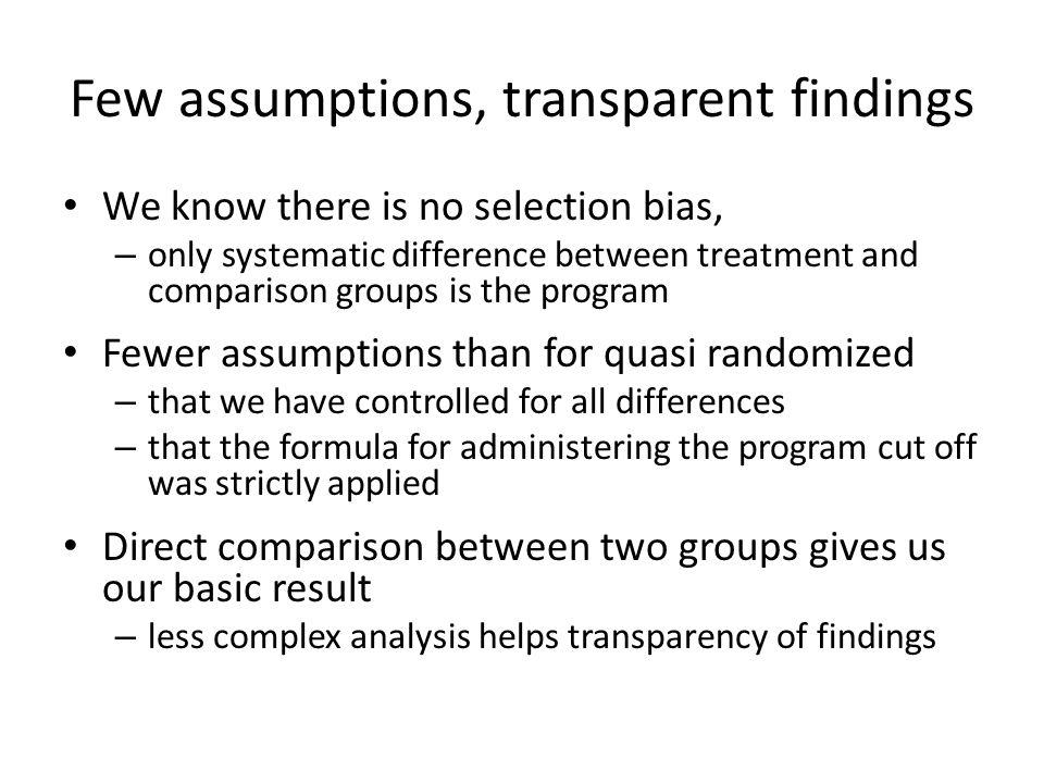 Prospective evaluation What is a prospective evaluation.