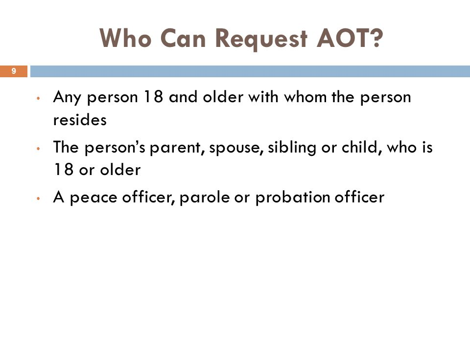 AOT/ACT For Everyone on Demand.