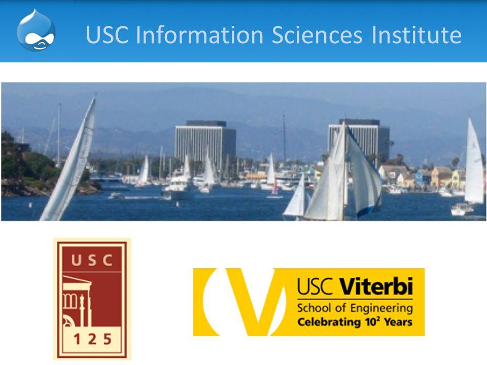 USC Information Sciences Institute