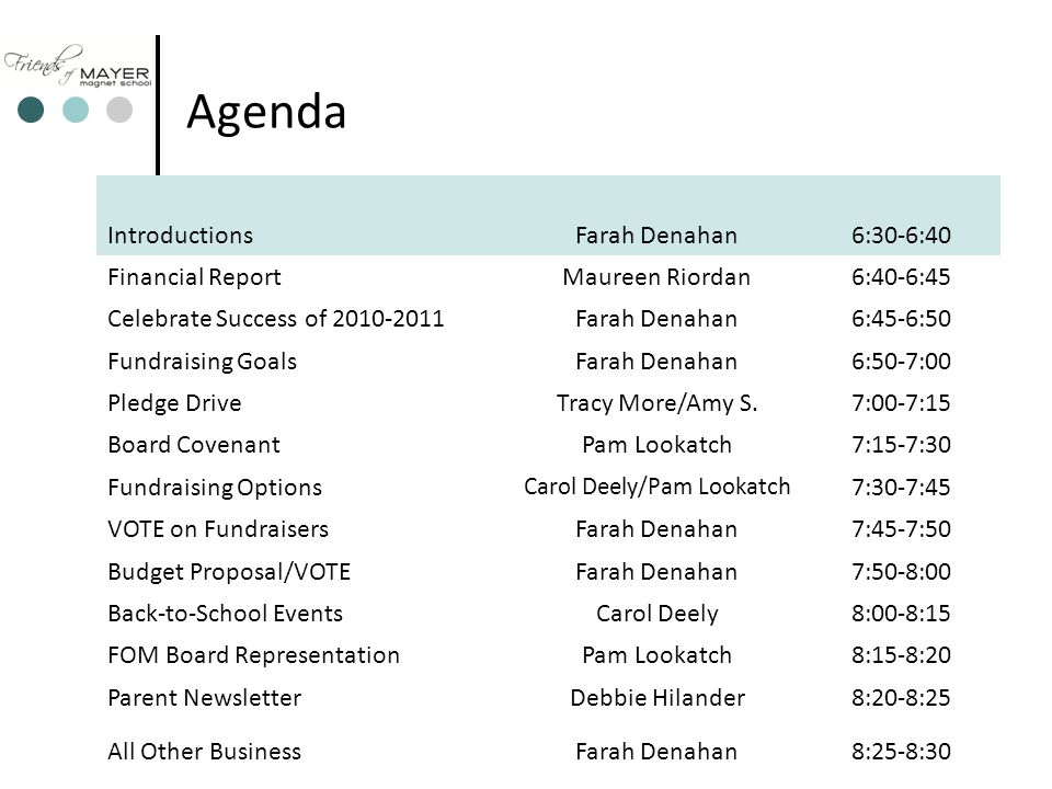23 2011-2012 Board Covenant Pam Lookatch