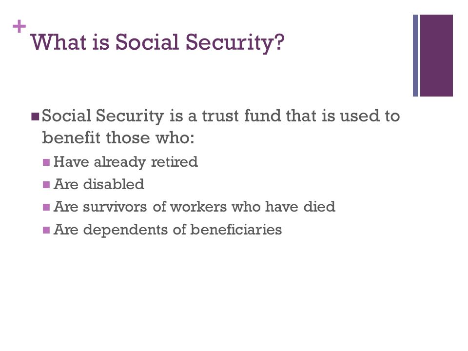 + Solutions to the Social Security Issue This would mean raising Social Security taxes so all benefits could be paid.
