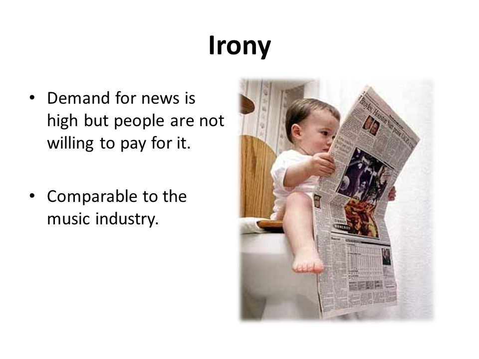 Consumers of Journalism Free news on web.Search engines changing readers' habits.