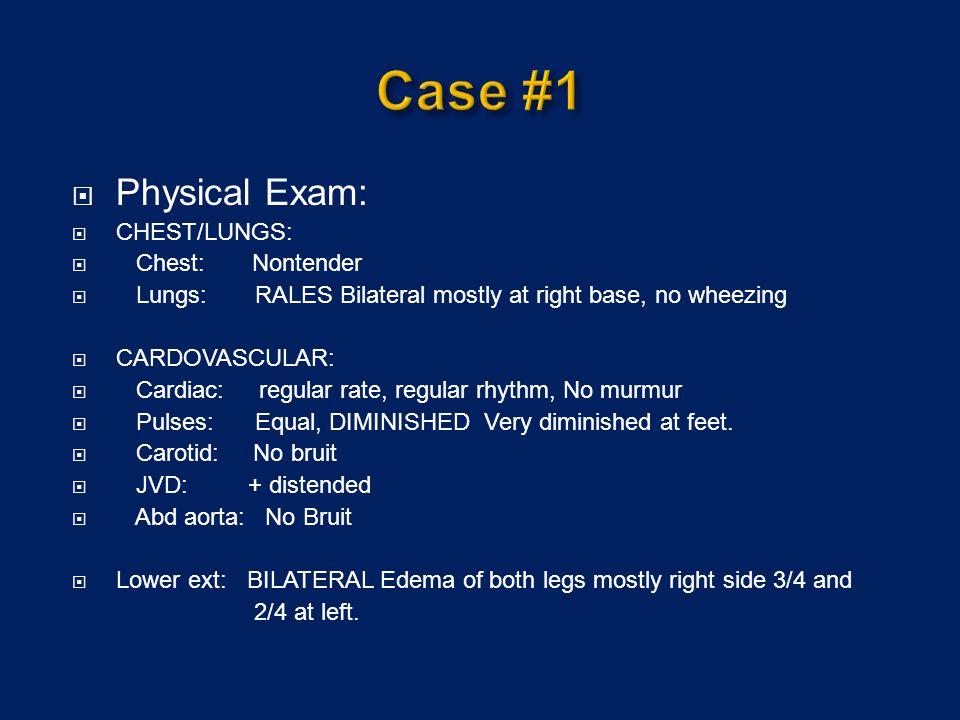 Patient FactorsASAPlavixWarfarin EF% < 30%X Systolic Failure w/ EF% >30% X Diastolic FailureX Severe CAD (no surgery option) XX LVADXXX