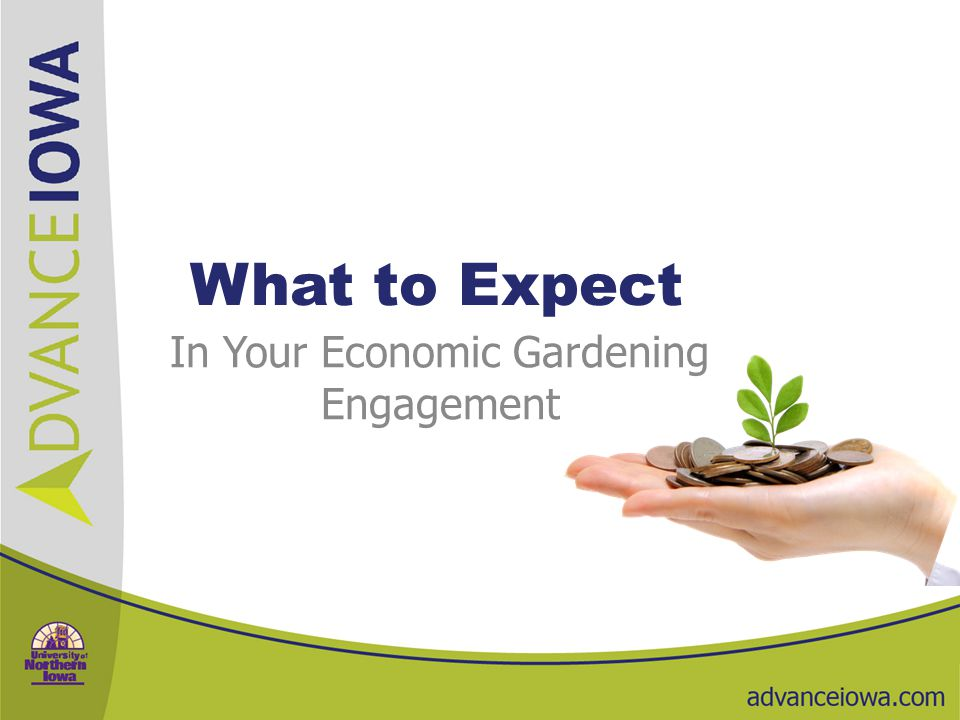 What to Expect In Your Economic Gardening Engagement