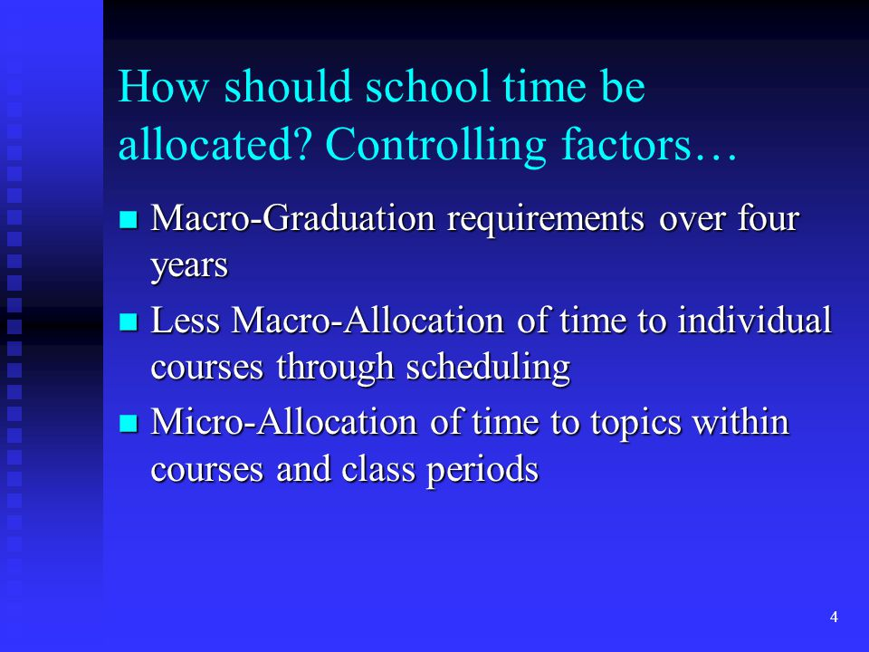  A period (or periods) of time built into the school master schedule during which no basic core instruction or courses are delivered.
