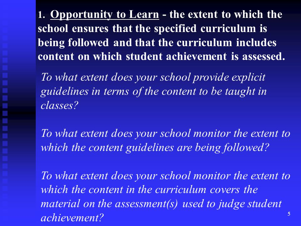 Key Factors: High School I/E and RTI con't.
