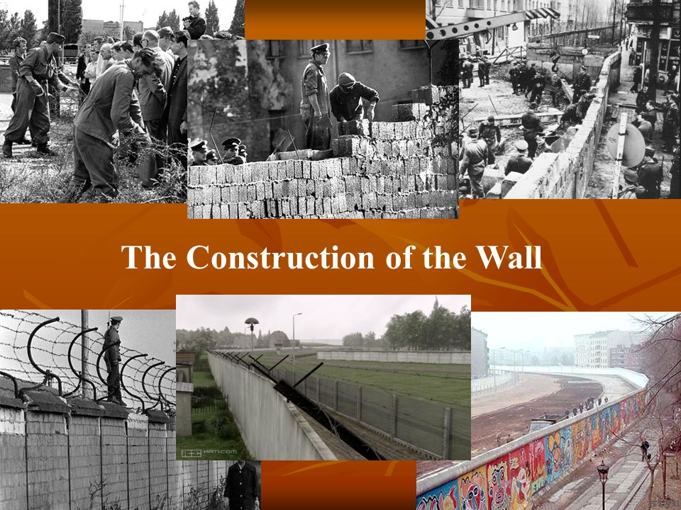 The Construction of the Wall