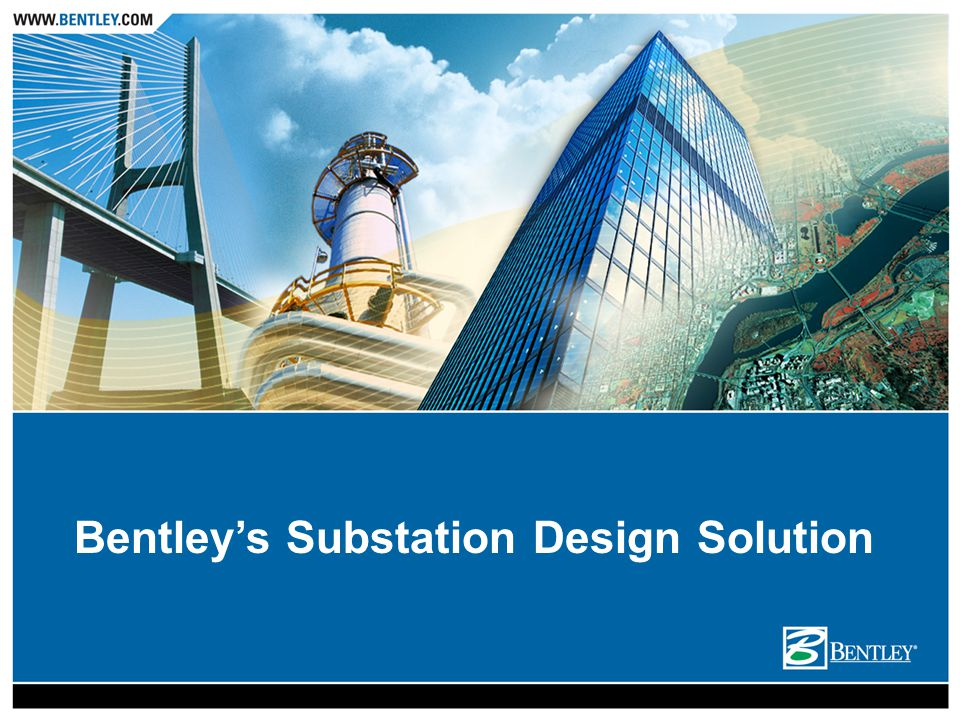 A comprehensive solution to design and maintain substations...